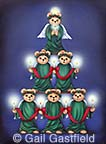 Tree Angel Bears